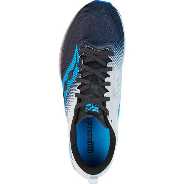 saucony Fastwitch 9 Schuhe Herren black white