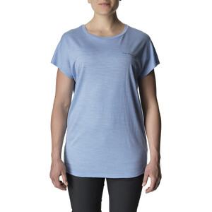Houdini Activist Message T-Shirt Damen boost blue boost blue