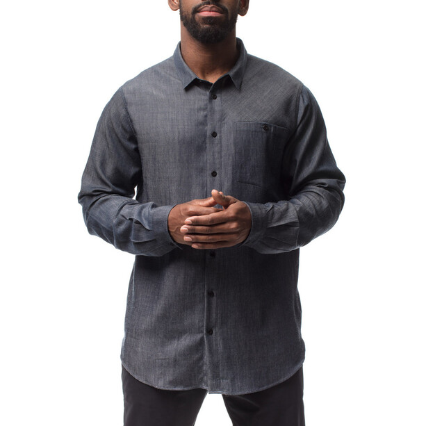 Houdini Out And About Shirt Herren grau