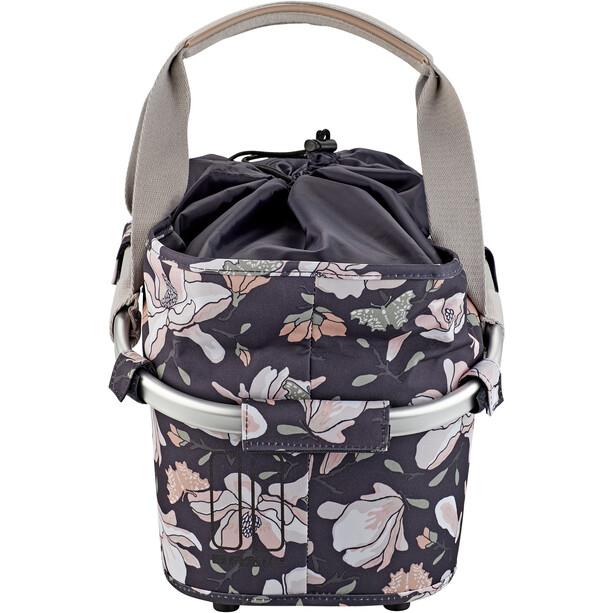 Basil Magnolia Carry All Gepäckträgerkorb schwarz