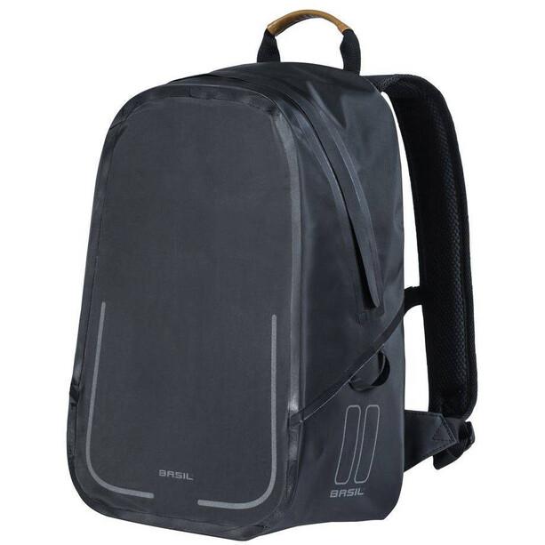 Basil Urban Dry Bicycle Backpack 18l Svart