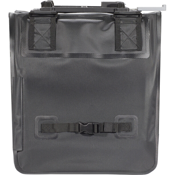 Basil Urban Dry Double Pannier Bag MIK 50l, solid black