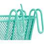 Basil Jasmin Bicycle Basket Kids grön