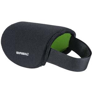 Basil Downtube Electric Cap for Shimano Steps/Yamaha Battery, noir/vert noir/vert