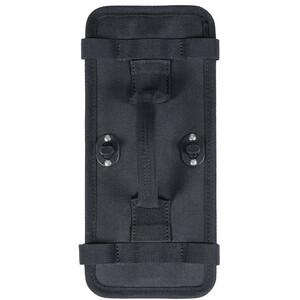 Basil Platte für abnehmbare Befestigung für Doppelpacktasche schwarz schwarz