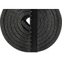 CAMPZ Isomatte Einlagig 180x50cm schwarz