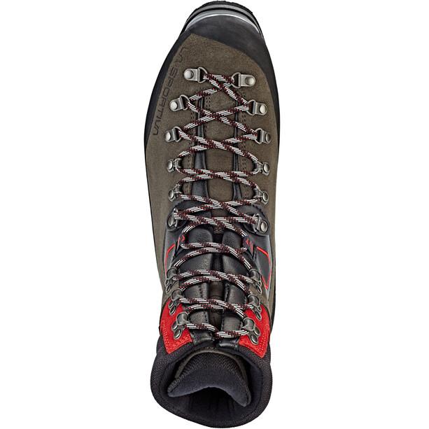 La Sportiva Karakorum Evo GTX Schuhe Herren anthracite/red