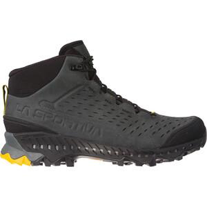 La Sportiva Pyramid GTX Schuhe Herren carbon/yellow carbon/yellow