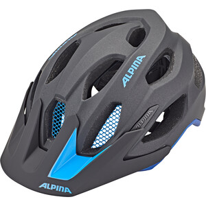 Alpina Carapax 2.0 Helm black-blue black-blue