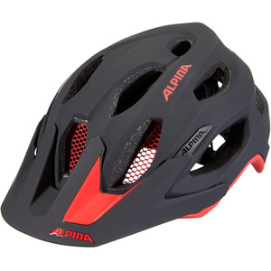Alpina Carapax 2.0 Helm black-red black-red
