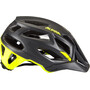 Alpina Garbanzo Helm black-neon-yellow