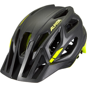 Alpina Garbanzo Helm black-neon-yellow black-neon-yellow
