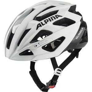 Alpina Valparola Helm weiß/schwarz weiß/schwarz