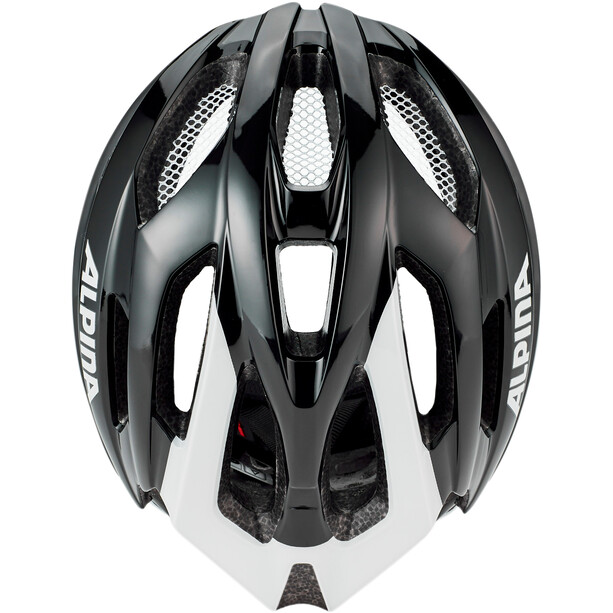 Alpina Fedaia Helm black-white