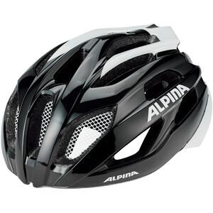 Alpina Fedaia Helm schwarz/weiß schwarz/weiß