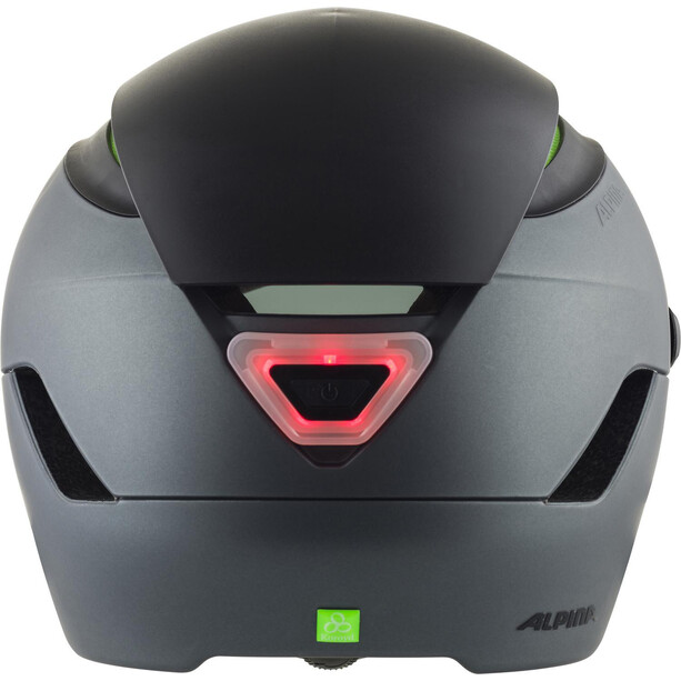 Alpina Altona VM Helm charcoal-anthracite