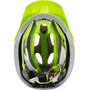 Alpina Carapax Flash Helm Jugend gelb