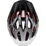 Alpina FB Jr. 2.0 Helm Jugend black-white-red