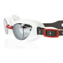 speedo Aquapure Brille usa red/smoke