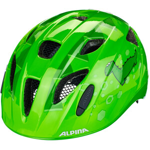 Alpina Ximo Flash Helmet Barn green dino green dino