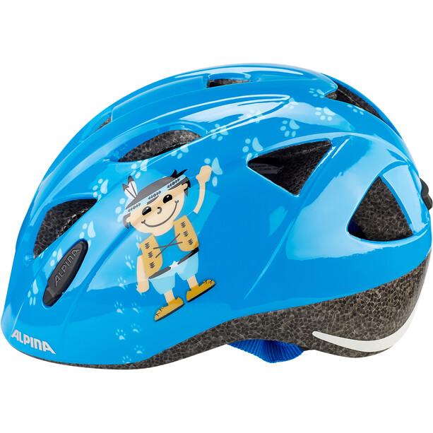 Alpina Ximo Helm Kinder indian