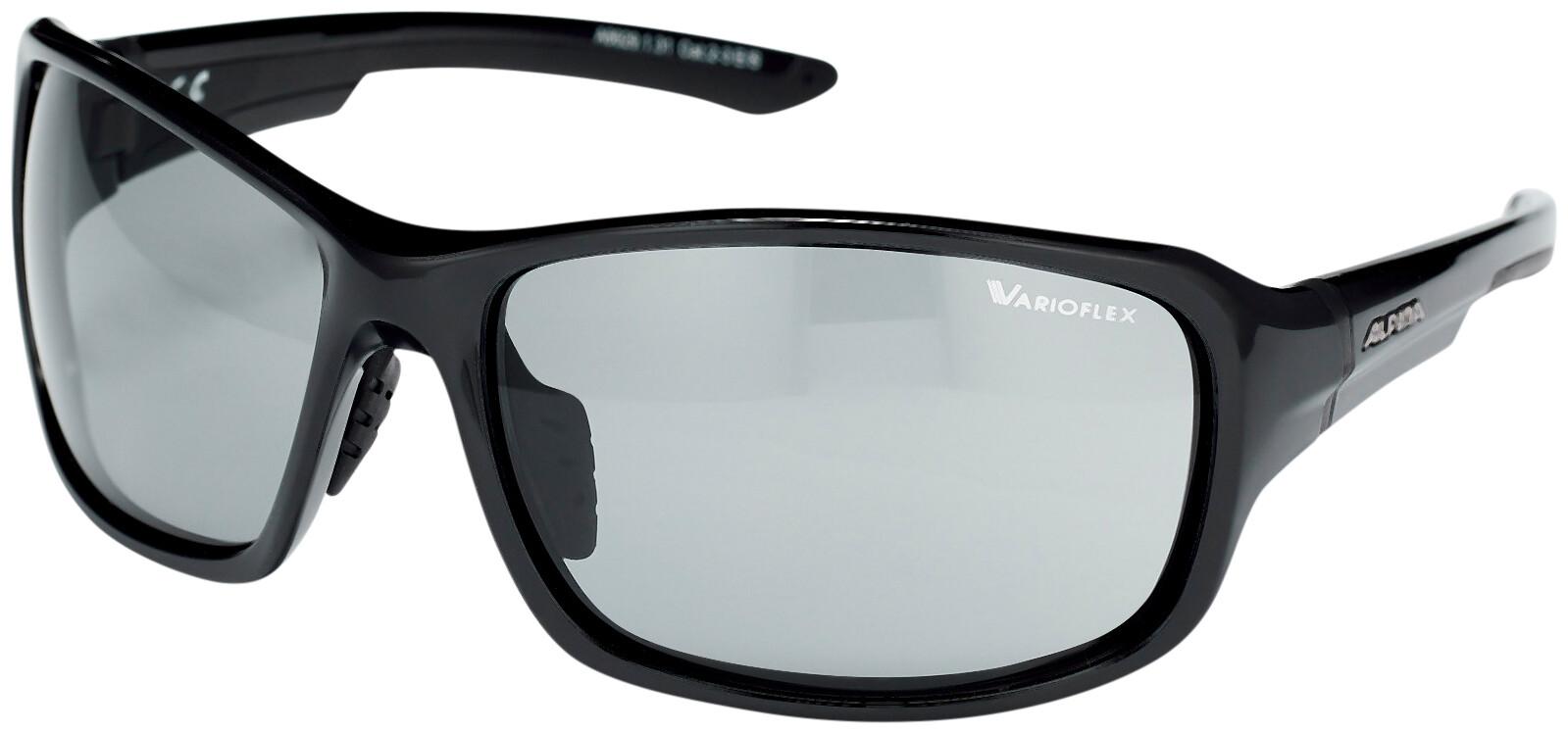 ALPINA Lyron hr Fahrradbrille Rad Sonnenbrille Halbrahmen Brille A8632.X.10