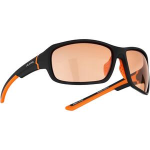 Alpina Lyron VL Brille schwarz/orange schwarz/orange