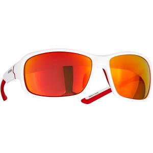 Alpina Lyron Brille weiß/rot weiß/rot