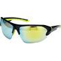 Alpina Lyron HR Brille schwarz/gelb