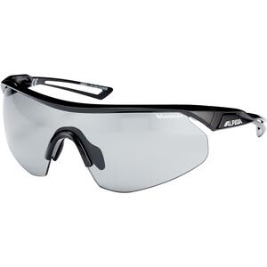 Alpina Nylos Shield VL Brille black black