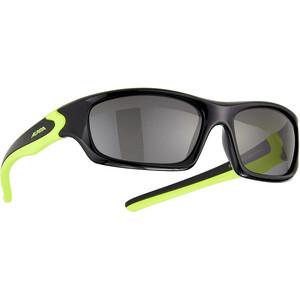 Alpina Flexxy Teen Aurinkolasit Nuoret, musta/keltainen musta/keltainen