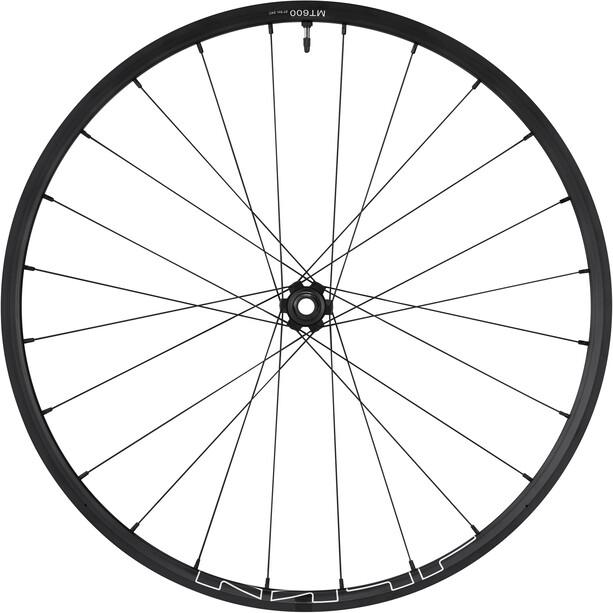 """Shimano MTB WH-MT600-B Laufradsatz 27,5"""" Center-Lock schwarz"""