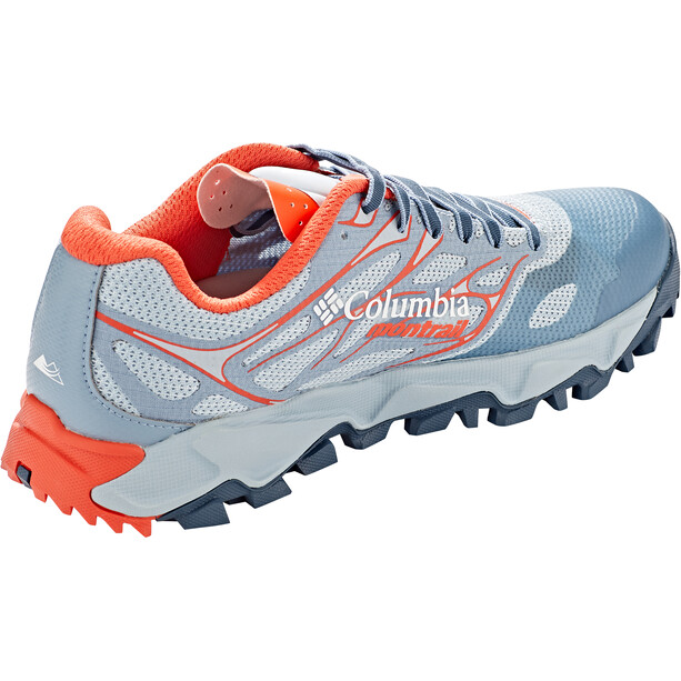 Columbia Trans Alps F.K.T. II Schuhe Damen mirage/red quartz