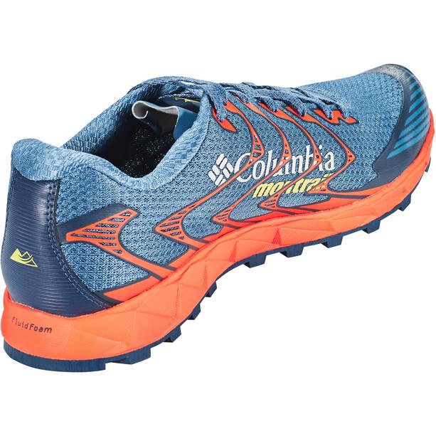 Columbia Rogue F.K.T. II Schuhe Herren steel/acid yellow