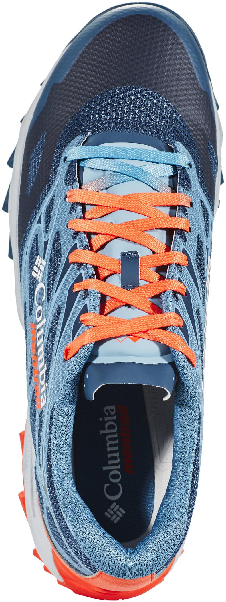Columbia Trans Alps F.K.T. II Shoes Herr zincred quartz