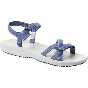 Columbia Wave Train Sandalen Damen eve/soft violet eve/soft violet
