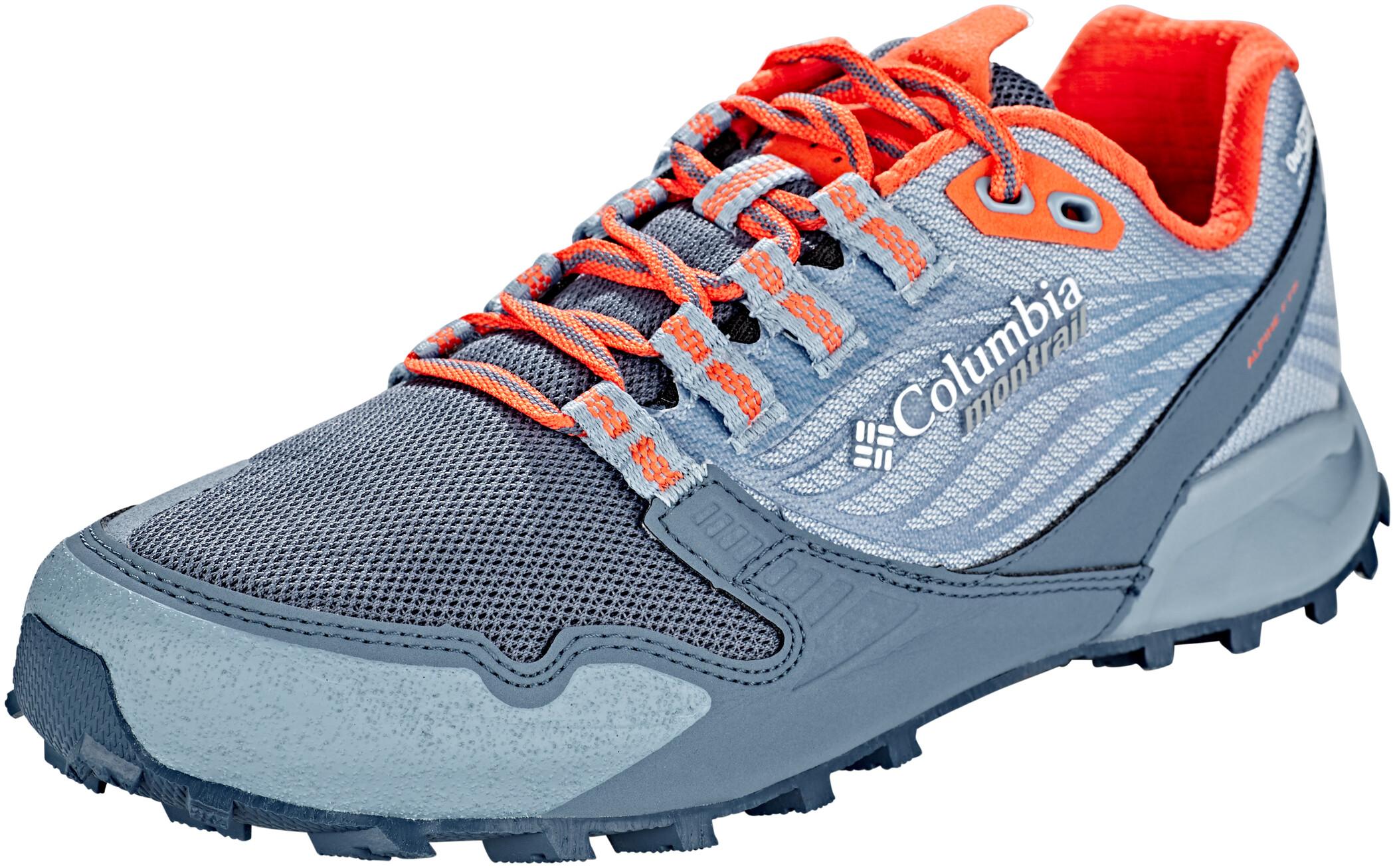 Columbia Alpine FTG Schuhe Damen red coraliceberg