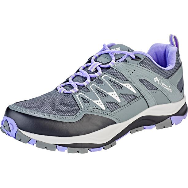 Columbia Wayfinder Outdry Schuhe Damen graphite/fairy