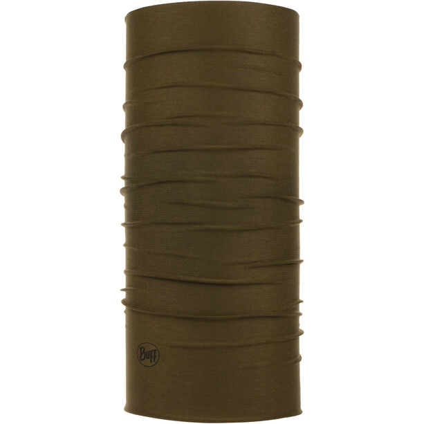 Buff Coolnet UV+ Insect Shield Schlauchschal solid military