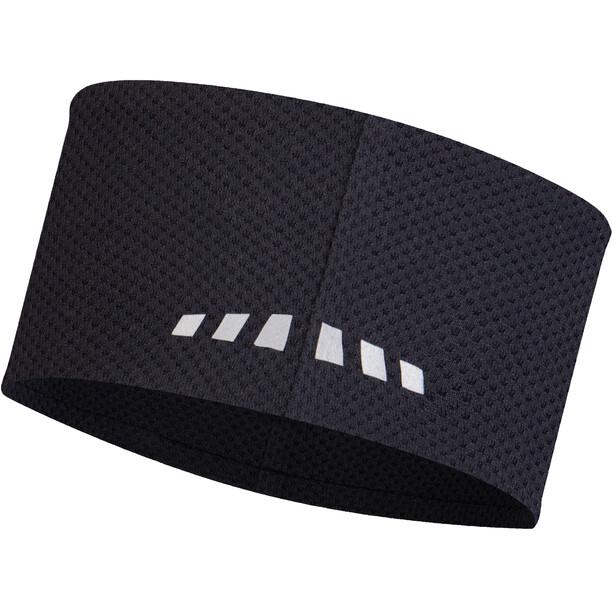 Buff Fastwick Stirnband r-solid black