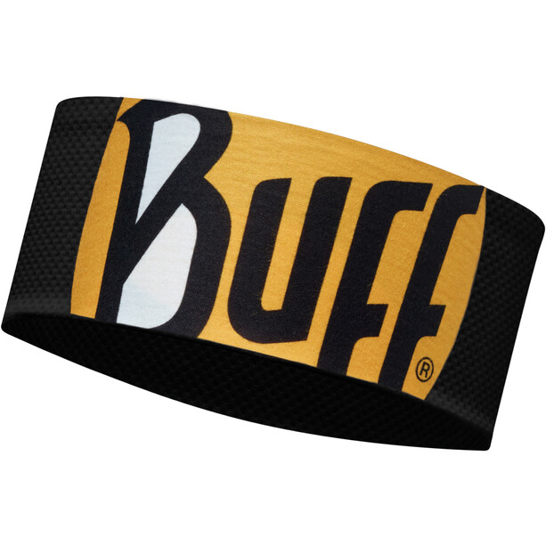 Buff Pro Team Fastwick Headband ultimate logo black