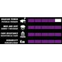 GALFER BIKE E-Bike Bremseklodser til Avid Code R 11 Code R SRAM//RSC/Guide RE