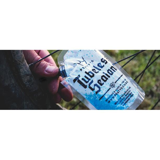 Peaty's Tubeless Sealant Trail Beutel 120ml