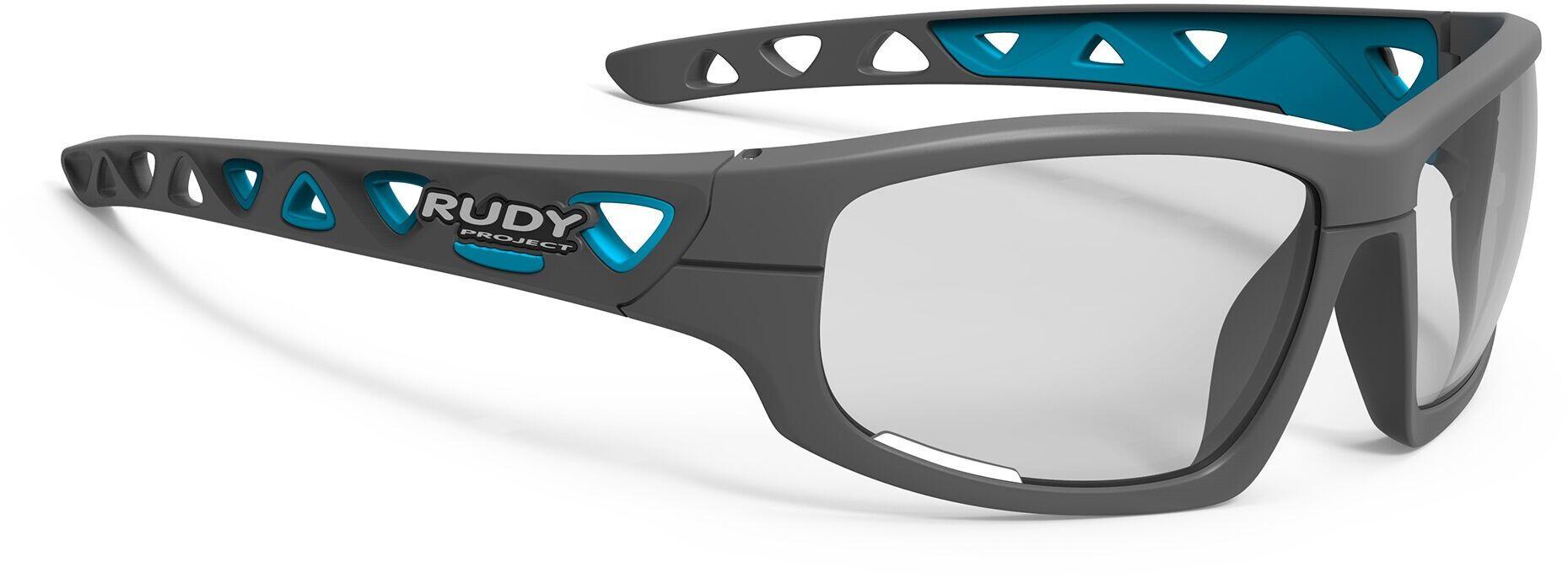 2er Pack X-CRUZE® XC011 Locs Sportbrille Sonnenbrille Brille Herren Damen weiß