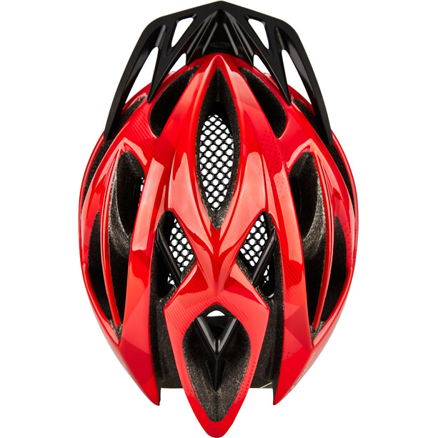 Rudy Project Airstorm MTB Helm red/black camo shiny