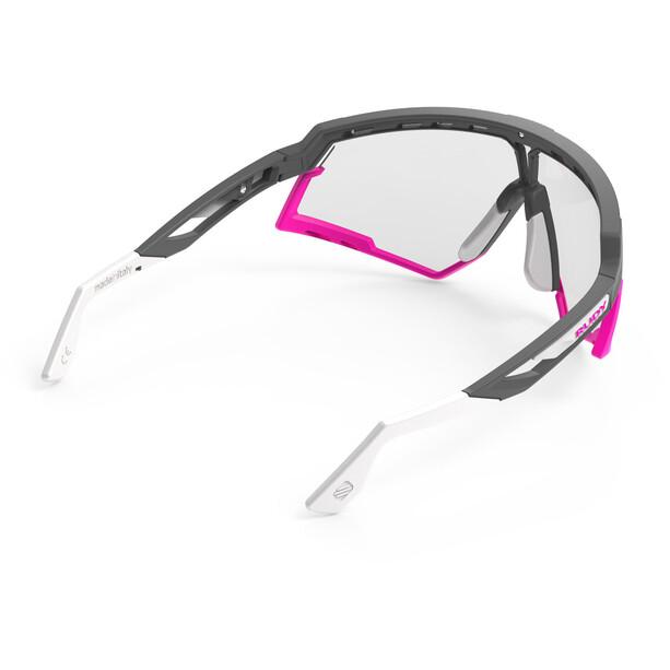 Rudy Project Defender Glasses pyombo matte/fuxia - impactx photochromic 2 black
