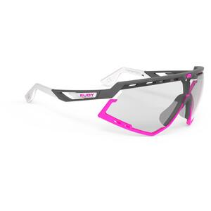 Rudy Project Defender Brille grau/pink grau/pink