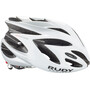 Rudy Project Rush Helmet white/silver shiny