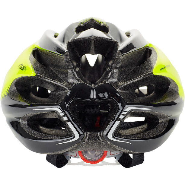 Rudy Project Rush Helm yellow fluo/black shiny