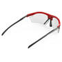 Rudy Project Rydon Brille fire red gloss - impactx photochromic 2 black